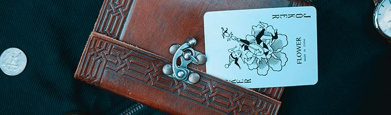 Speelkaart Dagkaart