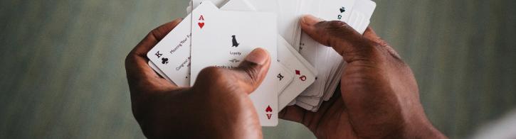 Wat is waarzeggen met speelkaarten