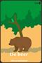 Betekenis lenormand kaart van de beer