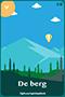 Betekenis lenormand kaart van de berg