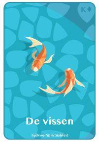 Lenormand kaart van de vissen