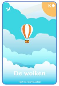 Lenormand kaart van de wolken