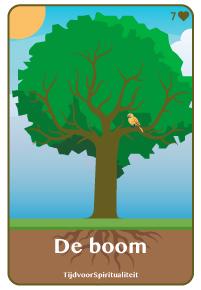 Lenormand kaart van de boom