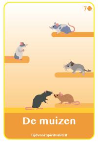 Lenormand kaart van de muizen