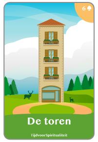 Lenormand kaart van de toren