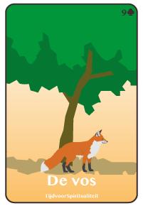 Lenormand kaart van de vos