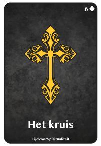 Lenormand kaart van het kruis