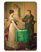 Mlle Lenormand en Napoleon