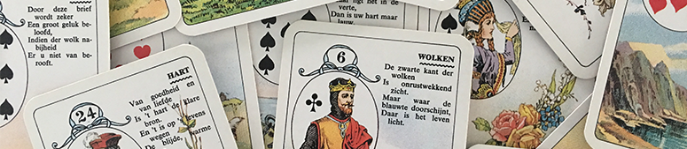 Betekenis lenormand kaarten