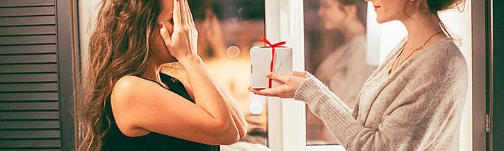 Waardel Geschenk