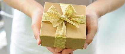 5 x een waardevol geschenk