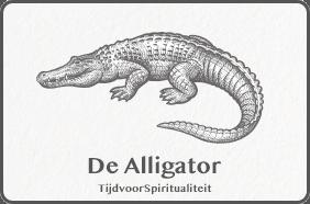 De Alligator als krachtdier