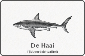 Haai als krachtdier