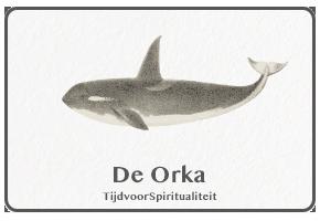 De Orka als krachtdier