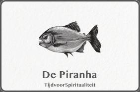 Piranha als krachtdier