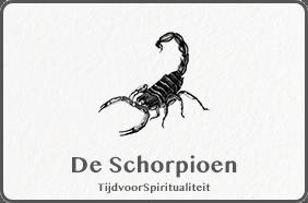 Schorpioen als krachtdier